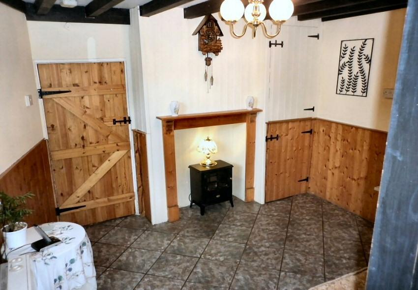 Carisbrooke Castle Dining Room